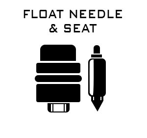 Float Needles & Seats