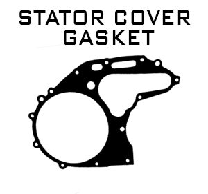 Stator Cover Gasket