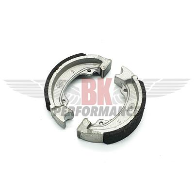 BRAKE SHOES - KEVLAR / CARBON - HONDA 43120-GK8-003, 43120-187-003