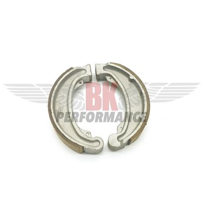 BRAKE SHOES - HONDA 43120-329-670, 06450-KC2-681 (PAIR)