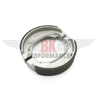 BRAKE SHOE SET - HONDA 06430-HM8-003, 06430-HM8-A10 (KEVLAR)