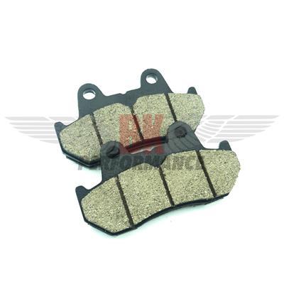 DISC PAD SET - HONDA 43105-MG9-007, 43105-MG9-017